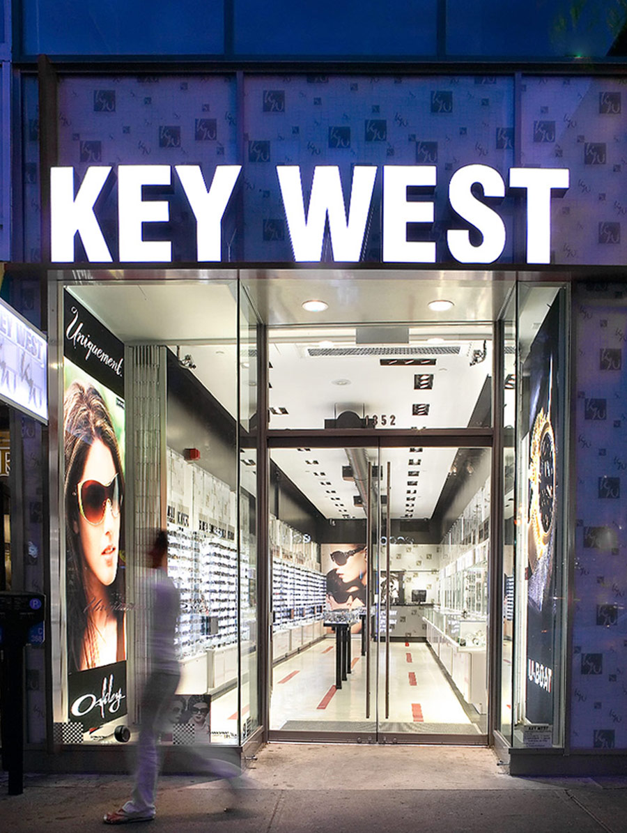 Key West store, Montreal