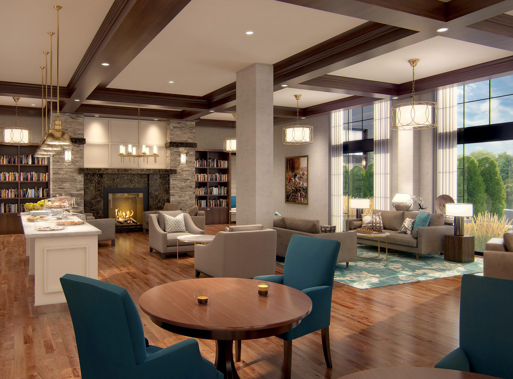 Waterford retirement housing, Ottawa