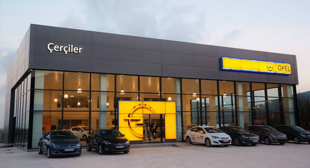 Opel | Showroom